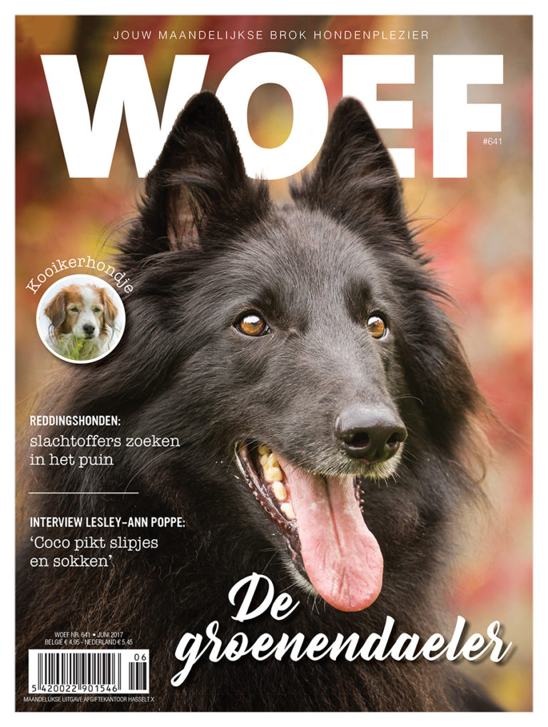 Woef magazine